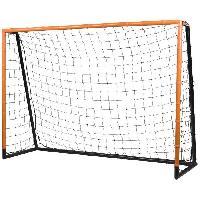 Football STIGA But de football Scorer - L 210 x H 150 x P 70 cm - Noir et orange Afibel