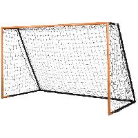 Football STIGA But de football Scorer L - L 300 x H 183 x P 152 cm - Noir et orange Afibel
