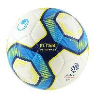 Football UHLSPORT Ballon de football Ligue 1 Elysia Replica - Taille 5