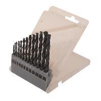 Foret - Meche SMARTOOL Coffret de 13 forets metal o 2-8 mm pour usage courant