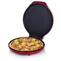 Four A Pizza PRINCESS 115001 Four a pizza electrique - Rouge