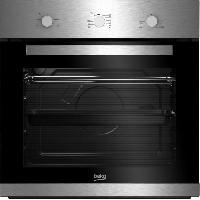 Four BEKO - BIC22100X - Four Email Lisse - Convection -71L  - A - Inox