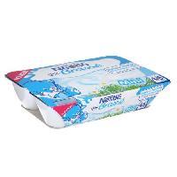 Franprix - Desserts Lactes NESTLÉ Ptit brassé Mini nature - 6x60 g - Nestle
