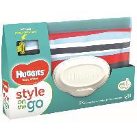 Franprix - Hygiene Lingettes Style Pochette pour recharges lingettes