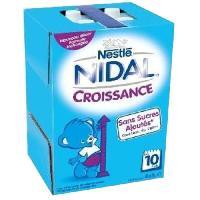Franprix - Lait Et Cereales Lait Croissance 10 Mois 4X1L -x1