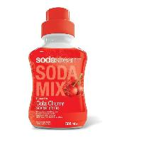 Franprix - Sirop - Boisson Plate SODASTREAM Concentré Cola cherry 500 ml