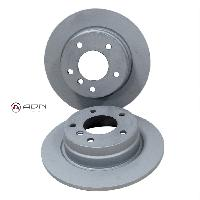 Freinage Disques de frein pour Citroen - Xsara2.0 16V ph2 - avant - Groupe N
