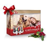 Friandise 8in1 Calendrier de l'Avent pour chiens - Assortiment de 8 delicieuses friandises Aucune
