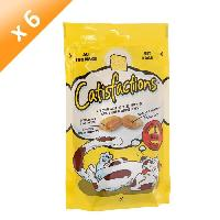 Friandise CATISFACTION Fromage 60g -x6-
