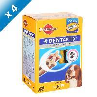 Friandise PEDIGREE Dentastix Batonnets - Pour moyens chiens - 720 g -x4-