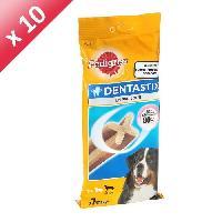 Friandise PEDIGREE Dentastix Batonnets hygiene bucco-dentaire - Pour grand chien - x7 -x10-