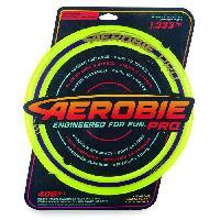 Frisbee - Boomerang AEROBIE Pro Ring - Anneau de lancer Frisbee 33 cm- Couleur aleatoire