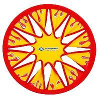 Frisbee - Boomerang Frisbee Neoprene Disc