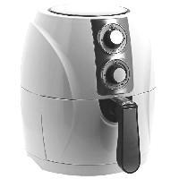 Friteuse FINECOOK FR90W Friteuse électrique sans huile - Blanc - Akor