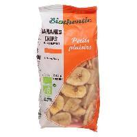 Fruits Secs BIOTHENTIC chips de bananes - 200g