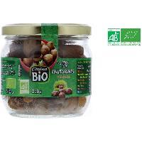 Fruits Secs Chataigne cuite Bio - 37 cl