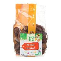 Fruits Secs Dattes halawi bio - 250 g