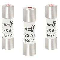 Fusible 3 Fusibles 10.3x38 25 A - 400V