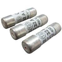 Fusible Fusibles a voyant - 10.3 x 38 mm