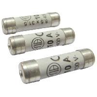 Fusible Fusibles a voyant - 8.5 x 31.5 mm