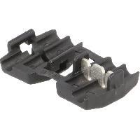 Fusible Relai Cosse 6x Connecteurs rapides 0.752.5mm2 - IDC - Noir ADNAuto