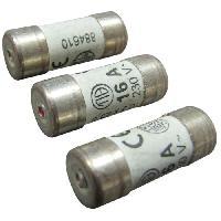 Fusible TIBELEC Fusibles a voyant - 10.3 x 25.8 mm