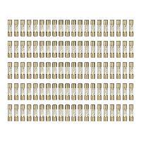 Fusibles pour auto AGU 100 Fusibles AGU verre dore 10A Conducteur or
