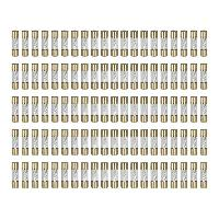Fusibles pour auto AGU 100 Fusibles AGU verre dore 80A 38mm