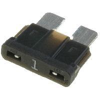 Fusibles pour auto ATO 10x Fusibles 1A 19mm ATO ADNAuto