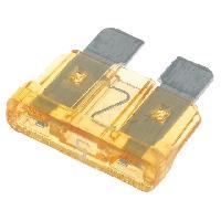 Fusibles pour auto ATO 10x Fusibles 5A 19mm ATO