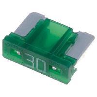 Fusibles pour auto ATO 10x Mini Fusibles 30A MINIVAL Discret