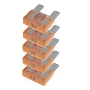 Fusibles pour auto ATO Maxi 5x Maxi Fusibles 40A 29mm MAXIVAL ADNAuto