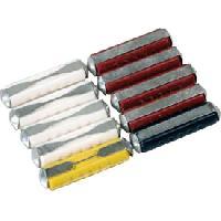 Fusibles pour auto à Lamelles Fusibles cylindriques assortis x10 -blister- [620391]