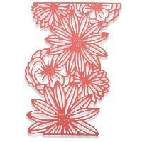 Gabarit De Decoupe Matrice de decoupe Thinlits - Composition fleurs naturelles par Sophie Guilar