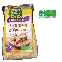 Galettes Riz - Mais - Ble Flocons avoine bio sans gluten