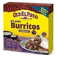 Galettes Riz - Mais - Ble Kit Burrito Original - 510 g