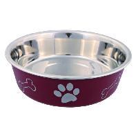 Gamelle - Ecuelle - Accessoire Ecuelle en acier inox pour chien - Trixie Generique