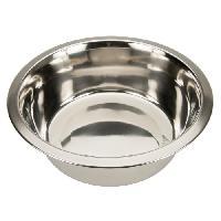 Gamelle - Ecuelle - Accessoire Ecuelle en inox 16.5cm - Pour chien