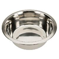 Gamelle - Ecuelle - Accessoire Ecuelle en inox 24.5cm - Pour chien