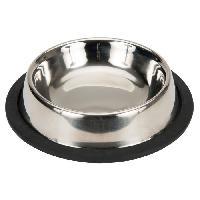 Gamelle - Ecuelle - Accessoire Ecuelle en inox antiderapant 12cm - Pour chien