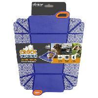Gamelle - Ecuelle - Accessoire Gamelle pliable Crock-Trotter - Violet - Pour chien