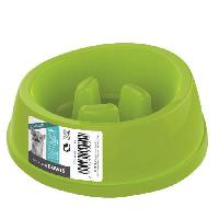Gamelle - Ecuelle - Accessoire MPETS Gamelle en plastique simple MELAMINE BOWL - Pour chien - 250ml - Coloris divers M Pets