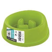 Gamelle - Ecuelle - Accessoire MPETS Gamelle en plastique simple MELAMINE BOWL - Pour chien - 450ml - Coloris divers