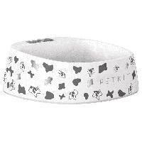 Gamelle - Ecuelle - Accessoire PETKIT Gamelle avec balance - Design vaches - Pour chien et chat Generique