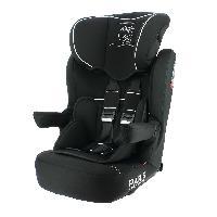 Gamme enfant P12766 Siege Auto Isofix Groupe 1-2-3 Psg Premium Noir