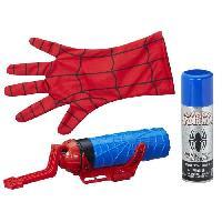Gant - Mitaine - Moufle - Guetre - Accessoire De Bras SPIDERMAN - Super Gant Lanceur de Toile Electronique - Marvel