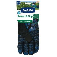 Gant De Jardinage MAPA Gants de jardin Resist' And Grip - T9