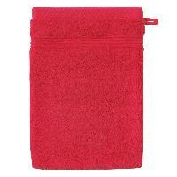 Gant De Toilette Gant de Toilette GRACE Lipstick Rouge 16 x 22 cm