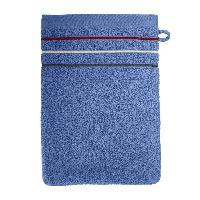 Gant De Toilette SANTENS Lot de 2 gants de toilette Teline Ocean 2 x 16x22 cm