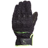 Gants - Sous-gants Fletcher Gant Moto - Noir - 8